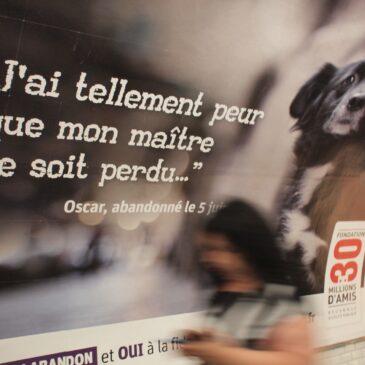 パリのメトロで見たポスターが胸に痛い