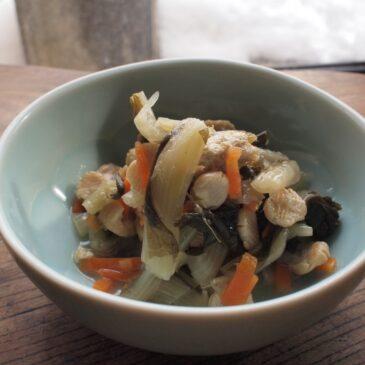 新潟のソウルフード、煮菜