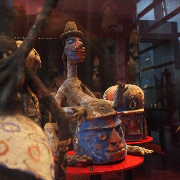 パリのケ ブランリー美術館