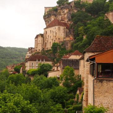 フランスの巡礼地 Rocamadour